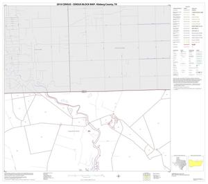 Primary view of object titled '2010 Census County Block Map: Kleberg County, Block 4'.