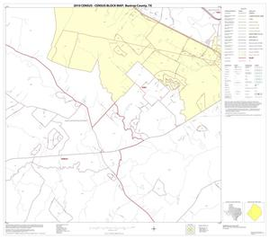Primary view of object titled '2010 Census County Block Map: Bastrop County, Block 16'.