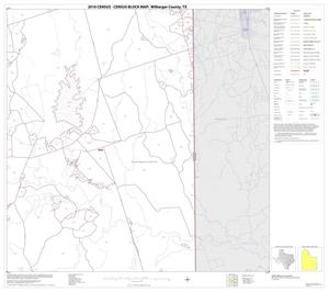Primary view of object titled '2010 Census County Block Map: Wilbarger County, Block 16'.