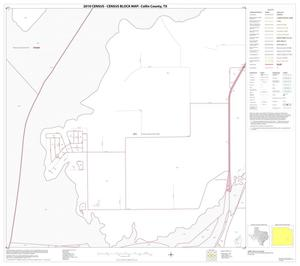 Primary view of object titled '2010 Census County Block Map: Collin County, Block 67'.