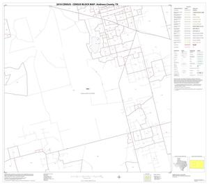 Primary view of object titled '2010 Census County Block Map: Andrews County, Block 7'.