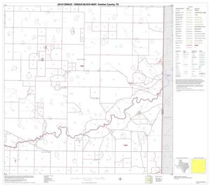 Primary view of object titled '2010 Census County Block Map: Swisher County, Block 6'.