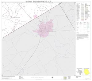 Primary view of object titled '2010 Census County Block Map: Erath County, Block 32'.