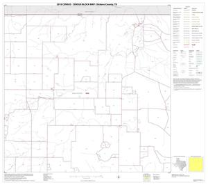 Primary view of object titled '2010 Census County Block Map: Dickens County, Block 2'.
