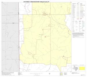 Primary view of object titled '2010 Census County Block Map: Gillespie County, Block 13'.