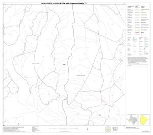 Primary view of object titled '2010 Census County Block Map: Brewster County, Block 26'.