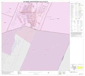 Primary view of object titled '2010 Census County Block Map: Nueces County, Block 35'.