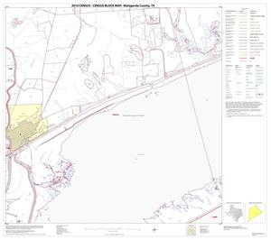 Primary view of object titled '2010 Census County Block Map: Matagorda County, Block 23'.
