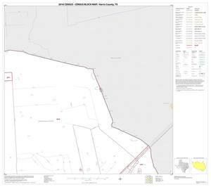 Primary view of object titled '2010 Census County Block Map: Harris County, Block 81'.