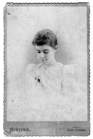 Primary view of object titled '[Portrait of Arabella Stuart Ochiltree]'.