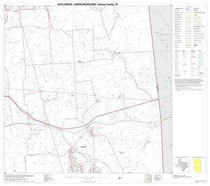 Primary view of object titled '2010 Census County Block Map: Grimes County, Block 15'.