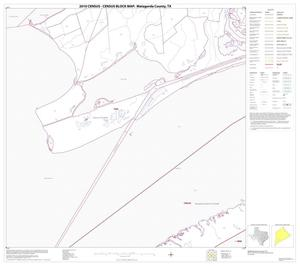 Primary view of object titled '2010 Census County Block Map: Matagorda County, Block 27'.