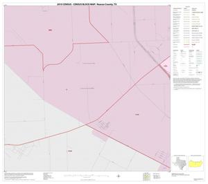 Primary view of object titled '2010 Census County Block Map: Nueces County, Inset B04'.