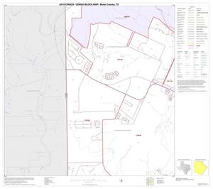 Primary view of object titled '2010 Census County Block Map: Bexar County, Block 21'.