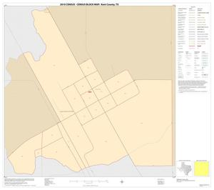 Primary view of object titled '2010 Census County Block Map: Kent County, Inset A01'.