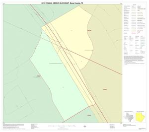 Primary view of object titled '2010 Census County Block Map: Bexar County, Inset D01'.