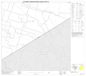 Primary view of object titled '2010 Census County Block Map: Hamilton County, Block 15'.