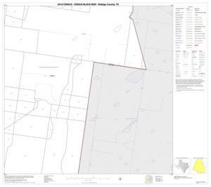 Primary view of object titled '2010 Census County Block Map: Hidalgo County, Block 36'.