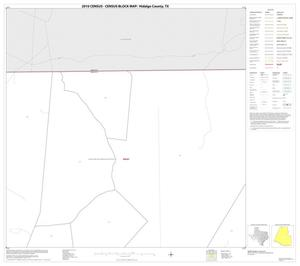 Primary view of object titled '2010 Census County Block Map: Hidalgo County, Block 2'.