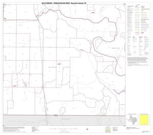 Primary view of object titled '2010 Census County Block Map: Runnels County, Block 15'.