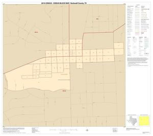 Primary view of object titled '2010 Census County Block Map: Rockwall County, Inset A01'.