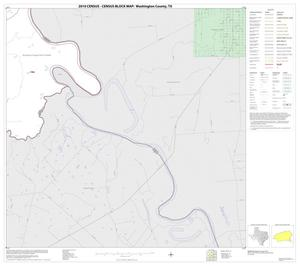 Primary view of object titled '2010 Census County Block Map: Washington County, Block 35'.