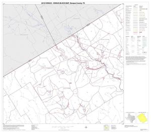 Primary view of object titled '2010 Census County Block Map: Bosque County, Block 6'.