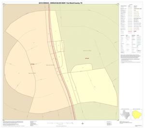 Primary view of object titled '2010 Census County Block Map: Fort Bend County, Inset G01'.