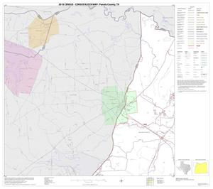 Primary view of object titled '2010 Census County Block Map: Panola County, Block 2'.
