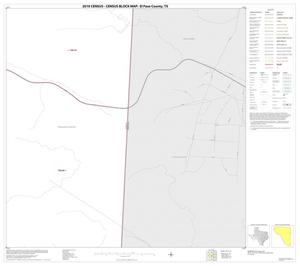 Primary view of object titled '2010 Census County Block Map: El Paso County, Block 40'.