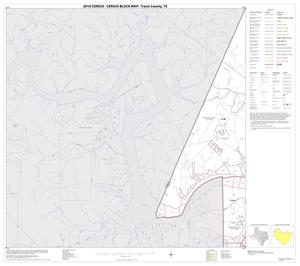 Primary view of object titled '2010 Census County Block Map: Travis County, Block 5'.