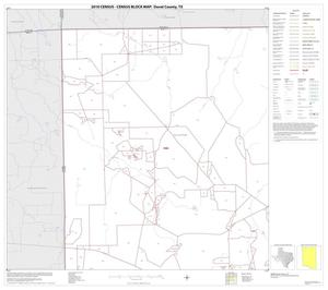 Primary view of object titled '2010 Census County Block Map: Duval County, Block 1'.