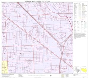 Primary view of object titled '2010 Census County Block Map: Harris County, Block 175'.