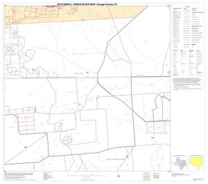 Primary view of object titled '2010 Census County Block Map: Orange County, Block 15'.