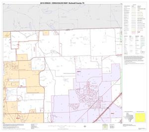 Primary view of object titled '2010 Census County Block Map: Rockwall County, Block 2'.