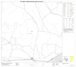 Primary view of object titled '2010 Census County Block Map: Culberson County, Block 41'.