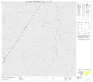 Primary view of object titled '2010 Census County Block Map: Wilson County, Block 4'.