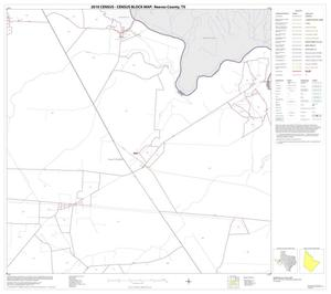 Primary view of object titled '2010 Census County Block Map: Reeves County, Block 4'.