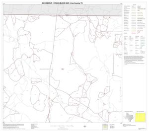 Primary view of object titled '2010 Census County Block Map: Irion County, Block 2'.