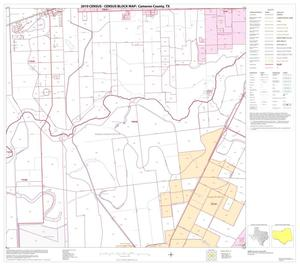 Primary view of object titled '2010 Census County Block Map: Cameron County, Block 32'.