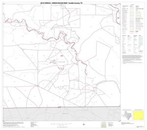 Primary view of object titled '2010 Census County Block Map: Uvalde County, Block 29'.