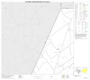Primary view of object titled '2010 Census County Block Map: Starr County, Block 1'.