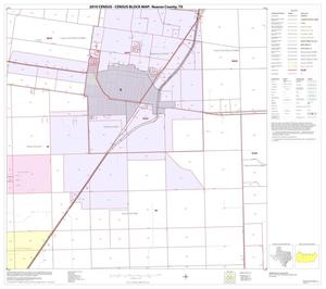 Primary view of object titled '2010 Census County Block Map: Nueces County, Block 15'.