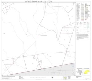 Primary view of object titled '2010 Census County Block Map: Refugio County, Block 8'.