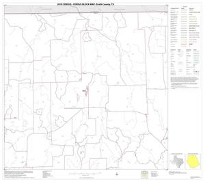 Primary view of object titled '2010 Census County Block Map: Erath County, Block 3'.