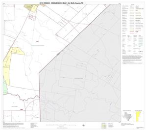 Primary view of object titled '2010 Census County Block Map: Jim Wells County, Block 7'.