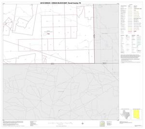 Primary view of object titled '2010 Census County Block Map: Duval County, Block 23'.