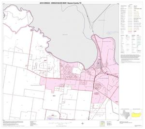Primary view of object titled '2010 Census County Block Map: Nueces County, Block 6'.