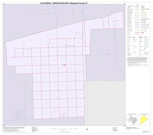 Primary view of object titled '2010 Census County Block Map: Matagorda County, Inset F01'.