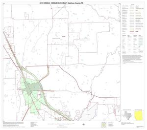 Primary view of object titled '2010 Census County Block Map: Kaufman County, Block 24'.